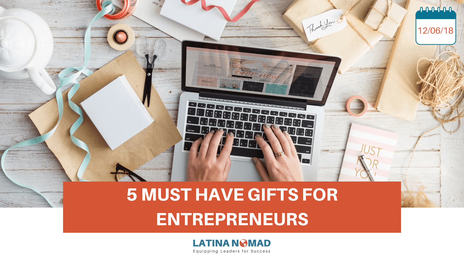 5 MUST HAVE GIFTS